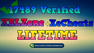 XBLZone + XeCheats LifeTime!! 17489 Kernel [Jtag+RGH]