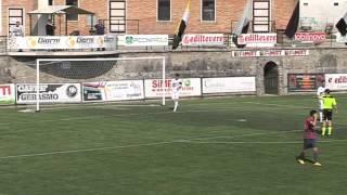 V.A.Sansepolcro-Ponsacco 1-2 Serie D Girone E