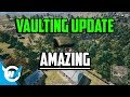 PUBG Update: Vaulting Patch is SO GOOD. Map Changes + Optimization - Battlegrounds Gameplay