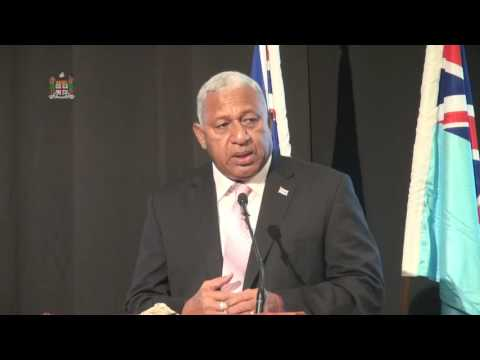 Fijian Prime Minister opens Fiji Trade & Investment Symposium in New Zealand