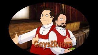 Прослушка в Goys2room + Лила, Сакрамар и Влад