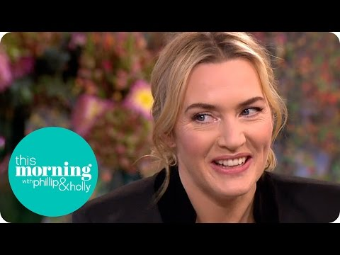 Kate Winslet On Limiting Her Children From Using Social Media | This Morning