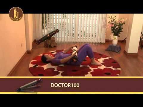 Giảm béo, làm tan mỡ bụng, eo với DOCTOR100 - Bài bổ sung 2