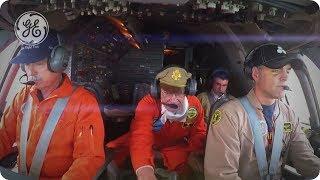 As GE's original B747 flying testbed takes its last flight, hear fr...