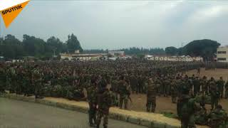 Syrian Volunteers Help Army to Fight Terrorism