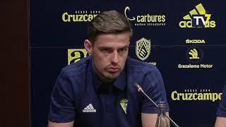 Rueda de prensa de presentación de Querol, Jovanovic y Pantic (07-02-19)