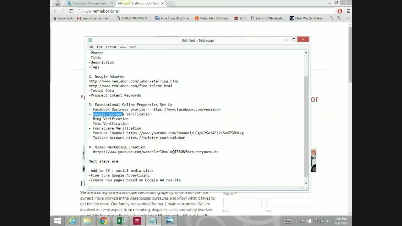 REM-Update - MELVIN N  DUMANLANG | DIGITAL MARKETING