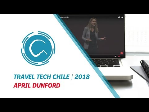 April Dunford | Turismo Chile