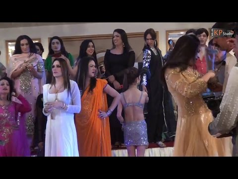 Full garam mahol wedding mujra program - 5 1