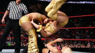 WWE Superstars: The Bella Twins vs. Jillian & Katie Lea