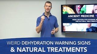 Bizarre Déshydratation Signes d'Alerte et les Traitements Naturels