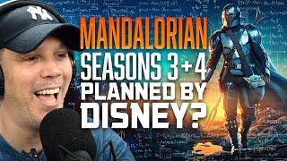 'The Mandalorian' Season 3 & 4 Alręady Planned?! - SEN LIVE #221