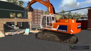 Mod-Pack Hamburg für Demolition Company