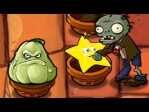 เกมส์พืชปะทะซอมบี้ Plants Vs Zombies Level 5 EP 1- 5
