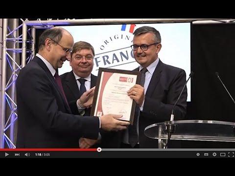 Bas de contention : INNOTHERA reçoit le label Origine France Garantie