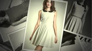 Robe col Claudine - Mademoiselle Grenade