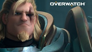 "Corto animado de Overwatch | ""Honor and Glory"""