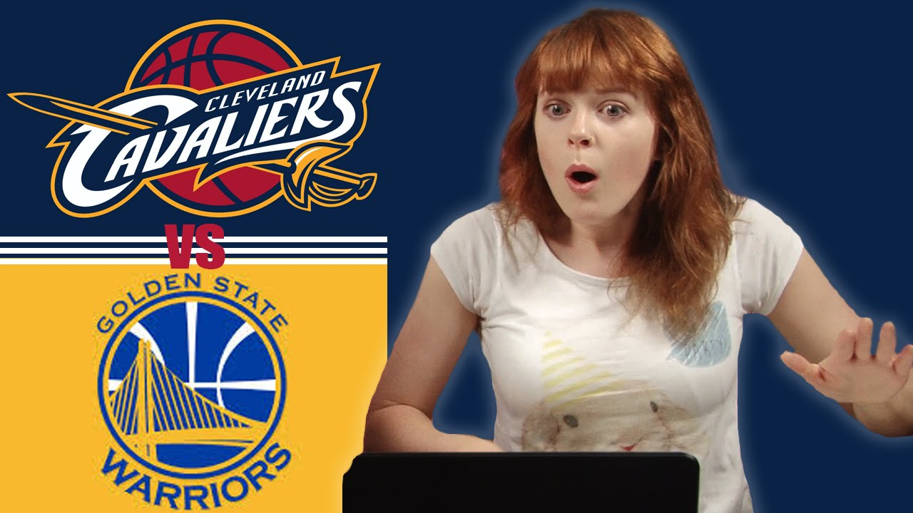 Irish People Watch The NBA Finals - YouTube