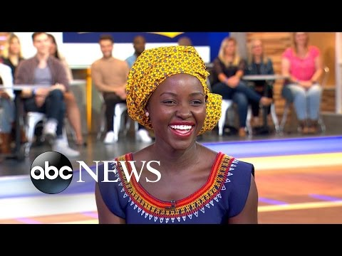 Queen of Katwe Star Lupita Nyong'o Interview