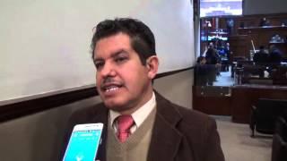 Juan Antonio Esparza Alonso diputado en exclusiva nos habla del blindaje del matrimonio en Ags