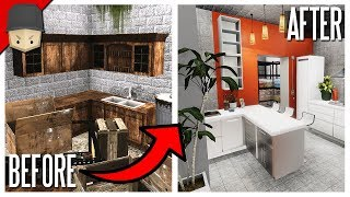 House Flipper - THE DOOMSDAY BUNKER! (House Flipper Gameplay)