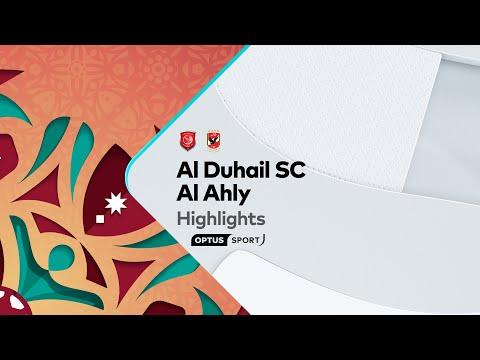 HIGHLIGHTS: Al Duhail v Al Ahly | FIFA Club World Cup