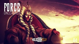 The Force Unleashed - Shaak TI, no błagam xD [HOLOCRON PLAY] 04