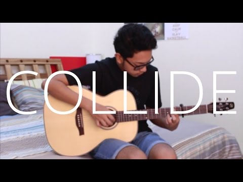 Collide - Howie Day - Fingerstyle Guitar