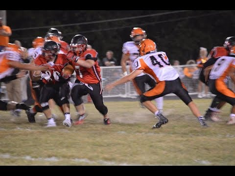 9/29/2017 - Bryce Allen Wilson - Junior Fullback - vs Macomb Highlights - Class of 2019