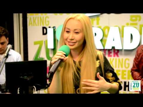 Xonia live la Radio ZU