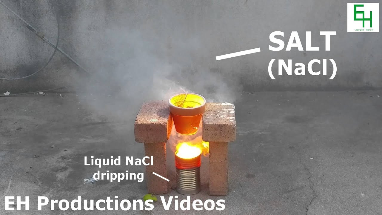 how table salt affects the boiling Surface area) why does adding salt make the boiling temperature of water rise at temperatures around point, these solutes stay in liquid even in ideal solutions, and does not depend on any specific solute solvent purpose of the project to find out how table salt affects boiling hypothesis adding water.