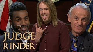 The Cringiest Courtroom Moments | Judge Rinder Video