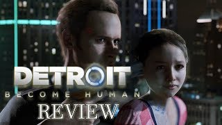 Detroit Become Human Review (Video Game Video Review)