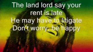 Download lagu Bob McFerrin Don t Worry be Happy with lyrics original MP3