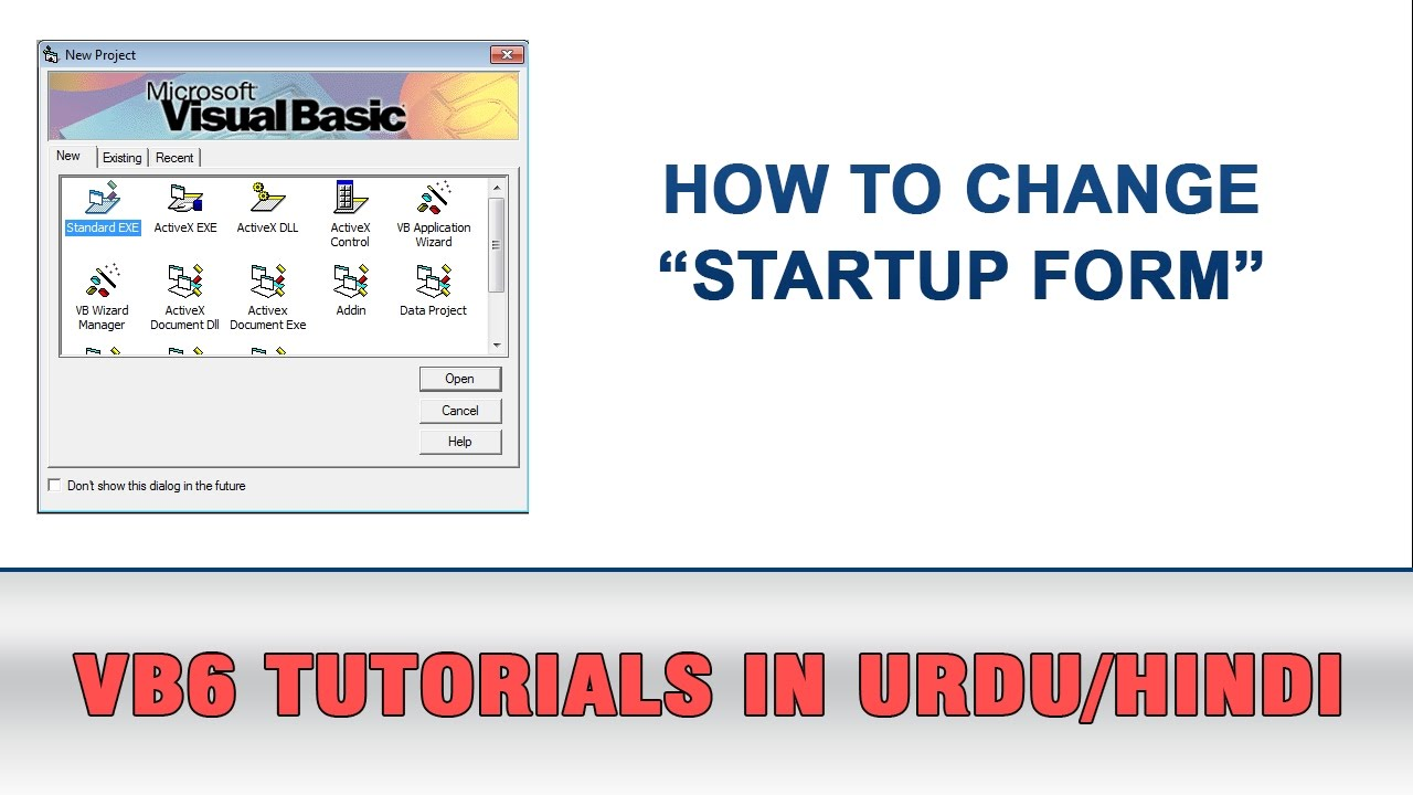 how to change start up programs max
