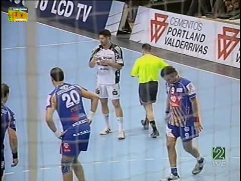 Liga de Campeones 2006/07 - San Antonio vs Kiel - Semf-IDA (Pamplona)