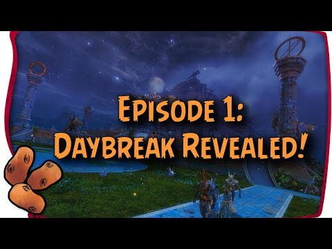 """Living World Season 4 Begins With """"Daybreak"""" 