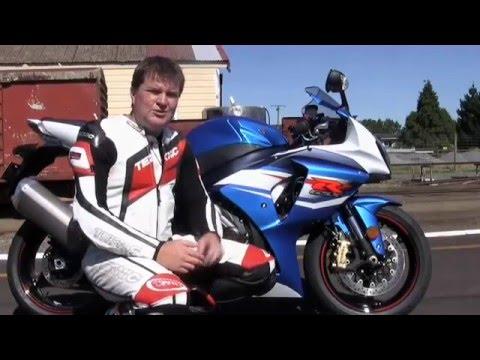 Suzuki GSX-R1000 Test Ride Review
