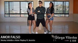 Baixar Amor Falso - Wesley Safadão e Aldair Playboy ft. Kevinho / Coreografia - Diego Viterbo & CIA