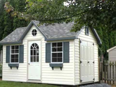 Garden Sheds Virginia Beach dutch barns - portable buildings virginia beach, va - youtube