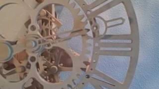 Modern Times Clock By Clayton Boyer