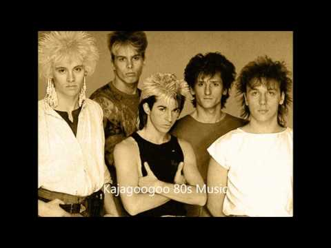 Kajagoogoo -  White feathers - This car is fast
