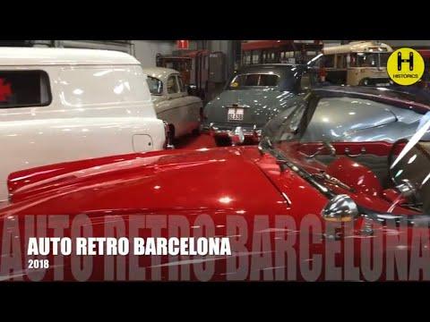 Auto Retro Barcelona, 2018