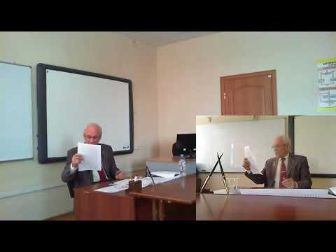 Эпилог Открытая лекция президента Некоммерческого партнерства «Союз литейщиков Санкт-Петербурга»