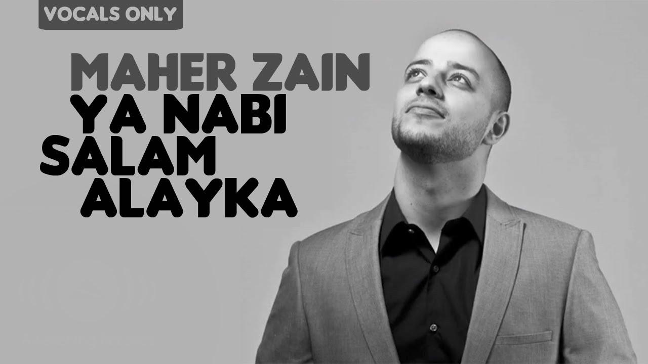 Maher Zain - Ya Nabi Salam Alayka (Arabic Version) | Vocals Only (No Music)