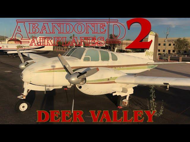 Abandoned Airplanes: KDVT, Season 2, Episode 2 - World's Busiest GA Airport