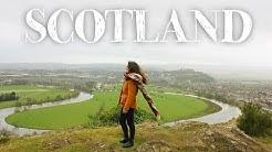 SCOTLAND | Edinburgh, Stirling & Glasgow | Let's Travel #16