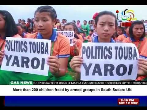 Impact News Manipuri 19 May 2018