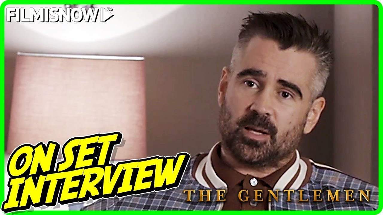 THE GENTLEMEN | Colin Farrell