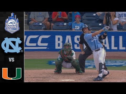 north-carolina-vs.-miami-acc-baseball-championship-highlights-(2019)